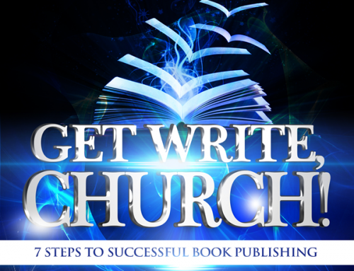 Get Write Church Book Cover