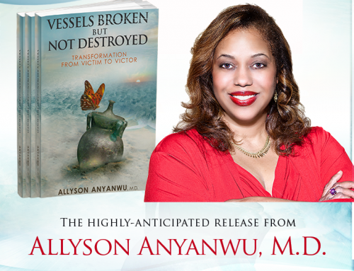Vessels Broken but Not Destroyed Book Release