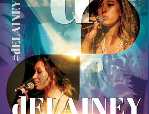 Delainey Postcard Design
