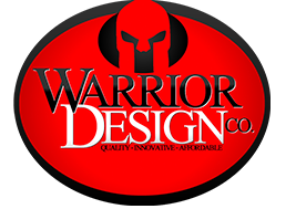 Warrior Design Co. | Branding – Website Design – Graphic Design – Logos – Flyers