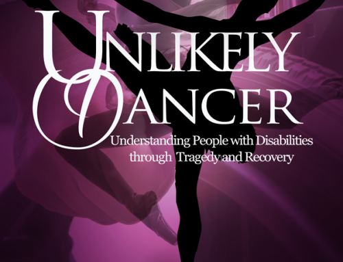 Unlikely Dancer Book Cover