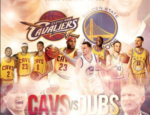 NBA Finals Flyer