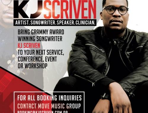 KJ Scriven Flyer