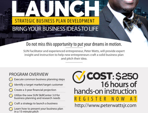 Plan 2 Launch (Peter Watts)